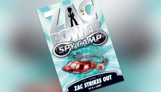 Zac Power Spy Camp: Zac Strikes Out