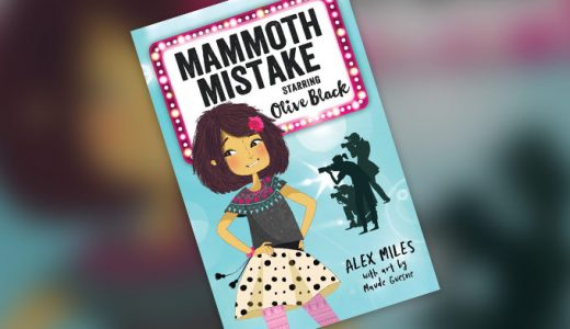 Junior Aust. Books + Publishing – Mammoth Mistake Review